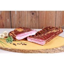 100g Bauerngeselchtes Bauchfleisch