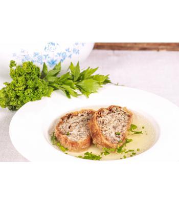 100g Fleisch-Lungenstrudel Suppeneinlage, Mindestbestellmenge 200g