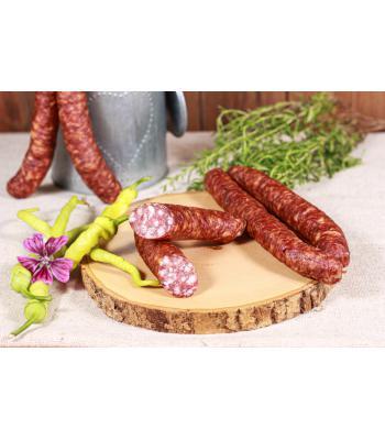1 Stk. Hauswürstel frisch geräuchert, Osterkrainer ca.120g-140g